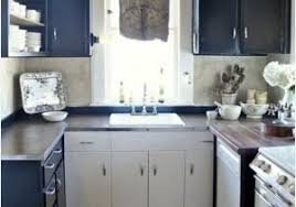 design ideas for small kitchen spaces design yellow stained wall