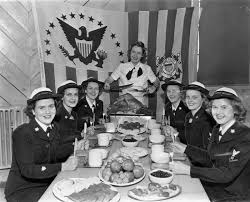 coast guard spars thanksgiving 1943 history by zim