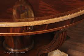 round mahogany dining table large dining tables uk with uk surripui net