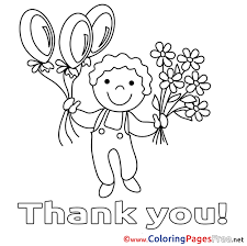 coloring pages for you best thank you coloring pages arsybarksy
