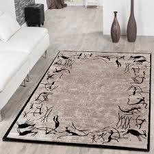 Wohnzimmer Design Modern Teppich Preiswert Afrika Jäger Design Modern Wohnzimmer Kurzflor