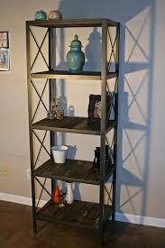 Etagere Wood Buy A Handmade Industrial Rustic Bookcase Or Shelving Unit