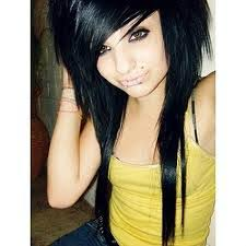 short haircuts to cut yourself how to cut your own scene emo hair hair pinterest scene hair
