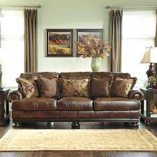 Colored Leather Sofas 30 Ideas Of Victorian Leather Sofas