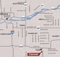 map of chandler az chandler executive office suites for lease in chandler az
