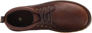 dr martens dr martens men u0027s lea dark brown leather lace up boot