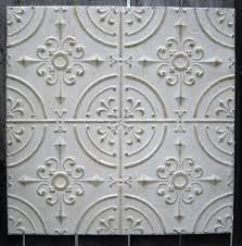 Metal Ceiling Tiles by Best 25 Faux Tin Ceiling Tiles Ideas On Pinterest Ceiling Tiles