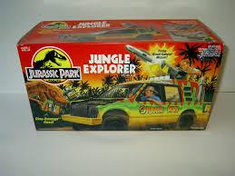 jurassic park jungle explorer index of toy database jurassic park jurassic park series 1 vehicles