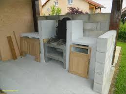 conception de cuisine charmant cuisine exterieure beton photos de conception de cuisine