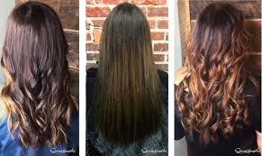 bonding extensions great lengths hair extensions color fusion keratin bond