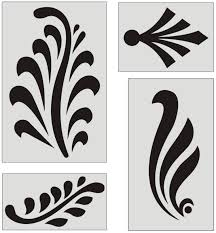 ornamental design elements would this be difficult to use as