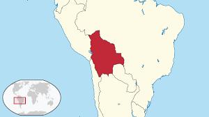 Corruption Map Corruption In Bolivia Wikipedia
