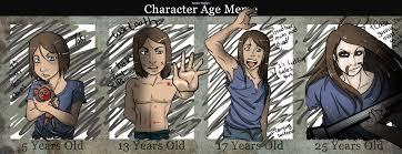 Metalocalypse Meme - age meme toki style by zommbay on deviantart