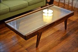 Glass Display Coffee Table Glass Top Display Coffee Table Best Gallery Of Tables Furniture