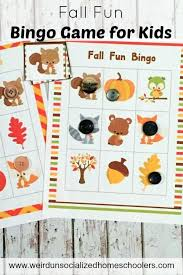 The Bingo Barn Fall And Harvest Class Bingo Free Printable Fall Candy Bingo