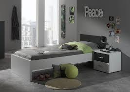 chambre enfant gris chambre complète enfant blanc et gris