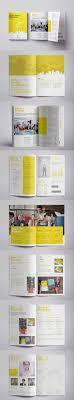 social media brochure template social media brochure template psd indd a4 layout design