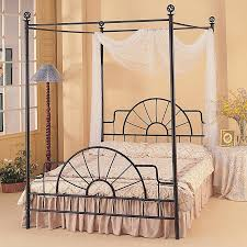 metal canopy beds curtains installing valance to metal canopy back to installing valance to metal canopy beds