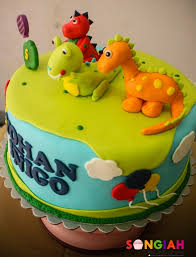 dinosaur birthday cake unique design dinosaur birthday cakes stunning ideas make a 3d for