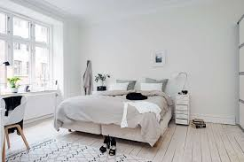 bedroom fantastic scandinavian bedroom decor with light cream