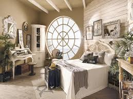 chambre shabby chic meuble shabby deco ameublement clair bois et taupe chambre
