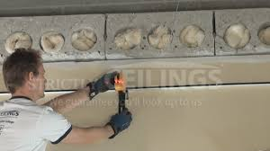 Drop Ceiling Grid by Advanced Techniques For Drop Ceiling Grid U0026 Track Installation