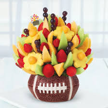 edible gift baskets edible arrangements fruit baskets touchdown delight