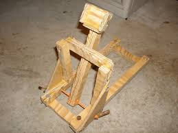 how to build an awesome catapult youtube