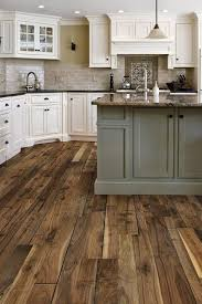 vinyl plank wood look floor versus engineered hardwood flooring