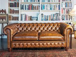 sofa design ideas leather material tufted chesterfield sofa good