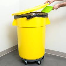 Kitchen Cabinet Trash Image Preview Kitchen Trash Can Caddy Under Cabinet Sliding Trash