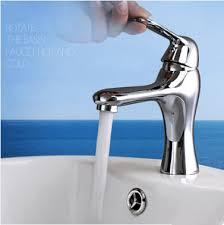 New Design Brass Flower Handles Mixer Water Bathroom Sink Tap - Bathroom tap designs