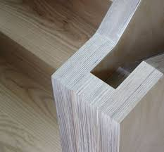 Plywood Stairs Design Wakefield Street Townhouses By Piercy U0026 Company London Townhouse