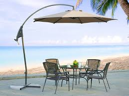 Outdoor Patio Umbrella Some Of The Most Useful Outdoor Patio Accessories Beliani