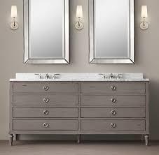 all double vanities rh