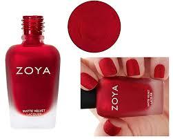 amazon com zoya matte nail polish velvet limit edition amal