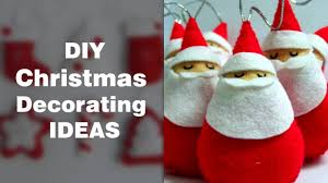 Home Made Christmas Decor Diy Christmas Decorations Ideas Home Made Christmas Decorating