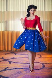 Ms Marvel Halloween Costume 1950s Woman Omg Sooooo Bad Cool