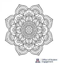 coloring pages by office of student engagement campus recreation