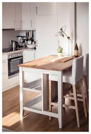 Ikea Island Lights Alder Wood Dark Roast Prestige Door Kitchen Island Table Ikea