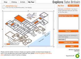 Tate Modern Floor Plan Bespoke Museum Tours Ii