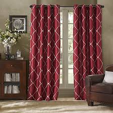 Bed And Bath Curtains Bombay Garrison Grommet Window Curtain Panel Bed Bath Beyond