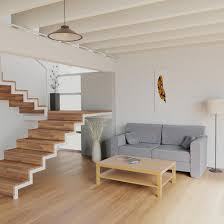 Stairs In House by Simple Stairs In Wooden House