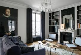 Appartement Haussmannien Deco Appartement Paris 6 Un 90 M2 Haussmannien Moderne Alliances