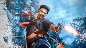 category games download hd wallpaper uncharted 2 cover wallpaper