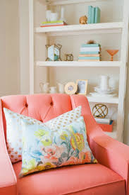 Home Decor Colors by Best 25 Coral Living Rooms Ideas On Pinterest Coral Color Decor
