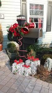 Christmas Mailbox Decoration Ideas 31 Best Mailbox Art Images On Pinterest Mailbox Ideas Holiday