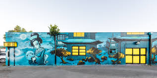 in hawaii contemporary art gets its moment in the sun the new a mural by katch of hawaii credit brandon shigeta