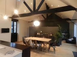 cuisine sol parquet kitchen layout 13 vue sur le s233jour salon rev234tement de sol