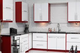 modern gloss kitchen micasa kitchens u203a red white high gloss